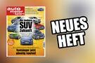 Neues Heft auto motor und sport, Ausgabe 3/2018, Vorschau