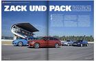 Neues Heft, sport auto, Ausgabe 12/2016, Vorschau, Preview