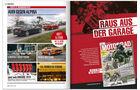 Neues Heft, sport auto, Ausgabe 4/2018, Vorschau, Preview