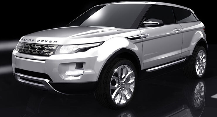 New Small Range Rover