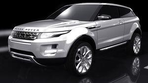 New Small Range Rover