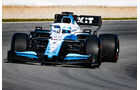 Nicholas Latifi - Williams - F1-Test - Barcelona  - 14. Mai 2019