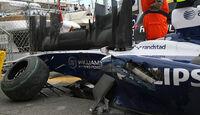Nico Hülkenberg Crash Monaco
