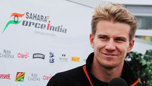 Nico Hülkenberg - Force India - Formel 1 - GP Kanada - Montreal - 5. Juni 2014