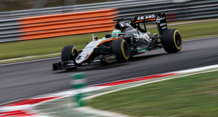 Nico Hülkenberg - Force India - Formel 1 - GP Malaysia - Qualifying - 1. Oktober 2016
