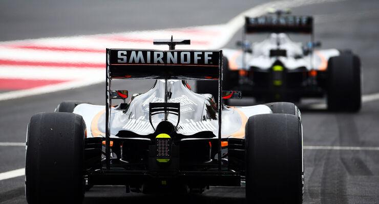 Nico Hülkenberg - Force India - Formel 1 - GP Mexiko - 30. Oktober 2015