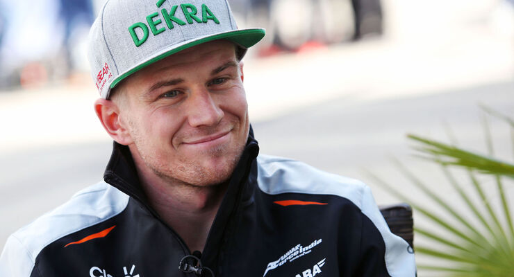 Nico Hülkenberg - Force India - Formel 1 - GP Russland - 28. April 2016