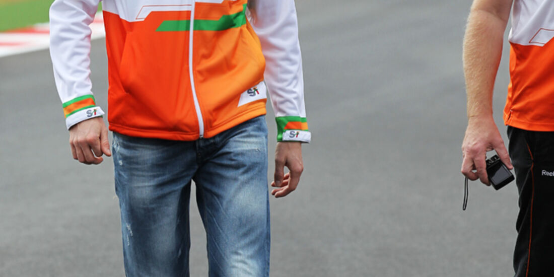 Nico Hülkenberg - Force India - Formel 1 - GP USA - Austin - 15. November 2012