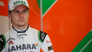 Nico Hülkenberg - Force India - Formel 1 - GP USA - Austin - 16. November 2012