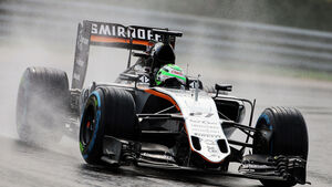 Nico Hülkenberg - Force India - Formel 1 - GP Ungarn - 23. Juli 2016