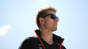 Nico Hülkenberg - Force India - Formel 1 - GP Ungarn - 24. Juli 2014
