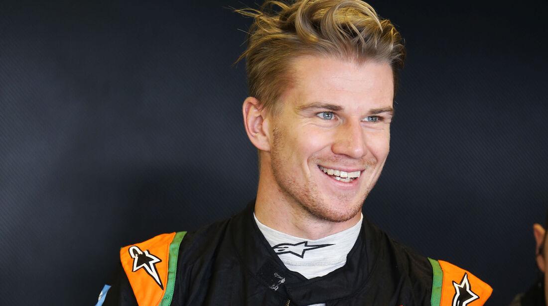 Nico Hülkenberg - Force India - GP Abu Dhabi - 28. November 2015