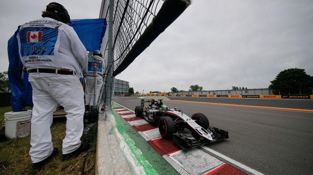 Nico Hülkenberg - Force India - GP Kanada 2016 - Montreal - Qualifying