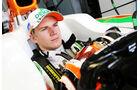 Nico Hülkenberg - Force India - GP Malaysia 2012