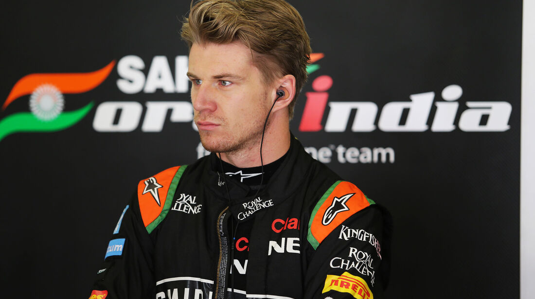 Nico Hülkenberg - Force India - GP Spanien - Barcelona - Freitag - 8.5.2015