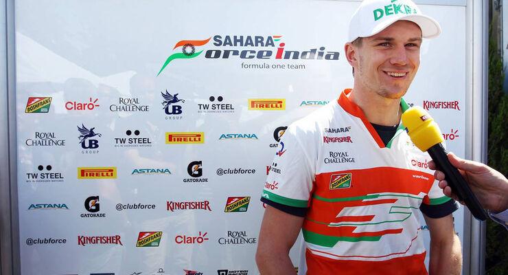 Nico Hülkenberg - Formel 1 - GP Australien - 13. März 2014