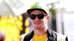 Nico Hülkenberg - Formel 1 - GP Australien 2017