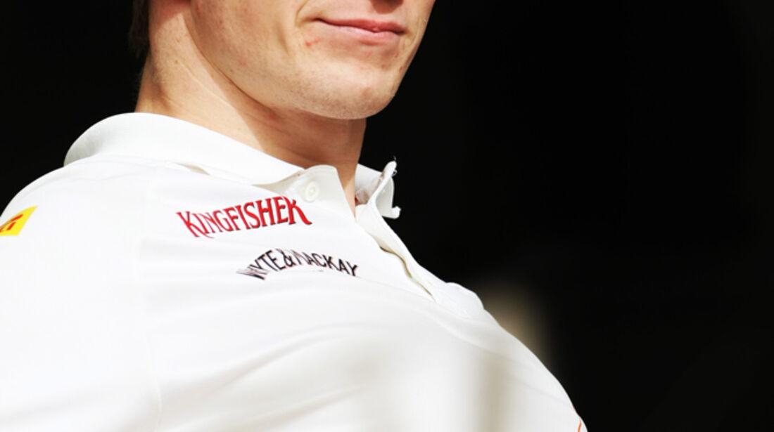 Nico Hülkenberg - Formel 1 - GP Bahrain - 19. April 2012