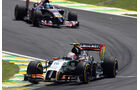 Nico Hülkenberg - Formel 1 - GP Brasilien - 9. November 2014