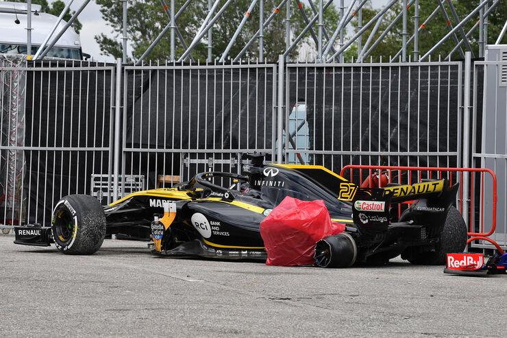 Nico Hülkenberg - Formel 1 - GP Spanien 2018