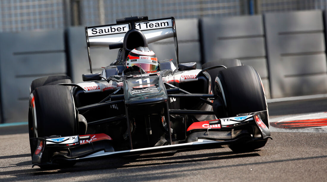 Nico Hülkenberg - GP Abu Dhabi 2013