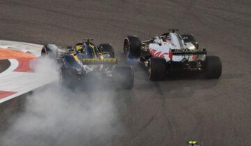 Nico Hülkenberg - GP Abu Dhabi 2018