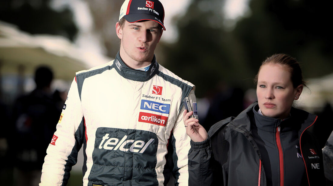 Nico Hülkenberg - GP Australien 2013