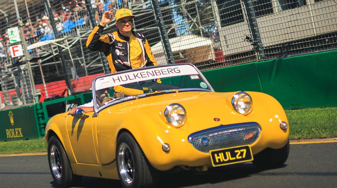 Nico Hülkenberg - GP Australien 2018