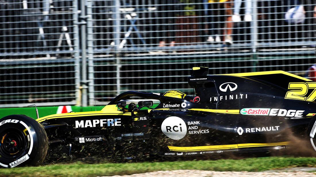 Nico Hülkenberg - GP Australien 2019
