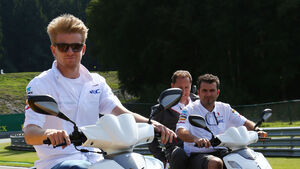 Nico Hülkenberg GP Belgien 2013
