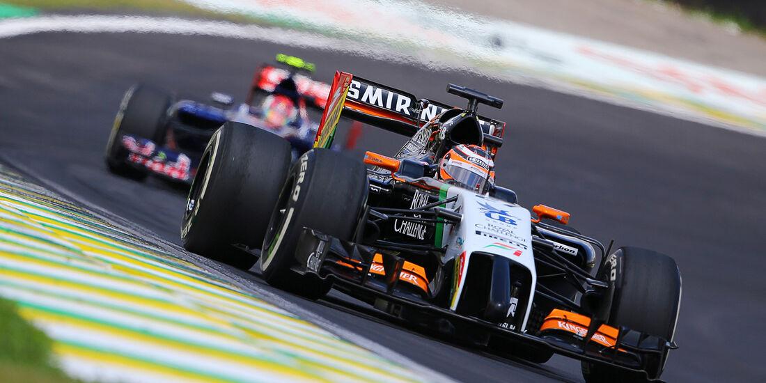 Nico Hülkenberg - GP Brasilien 2014