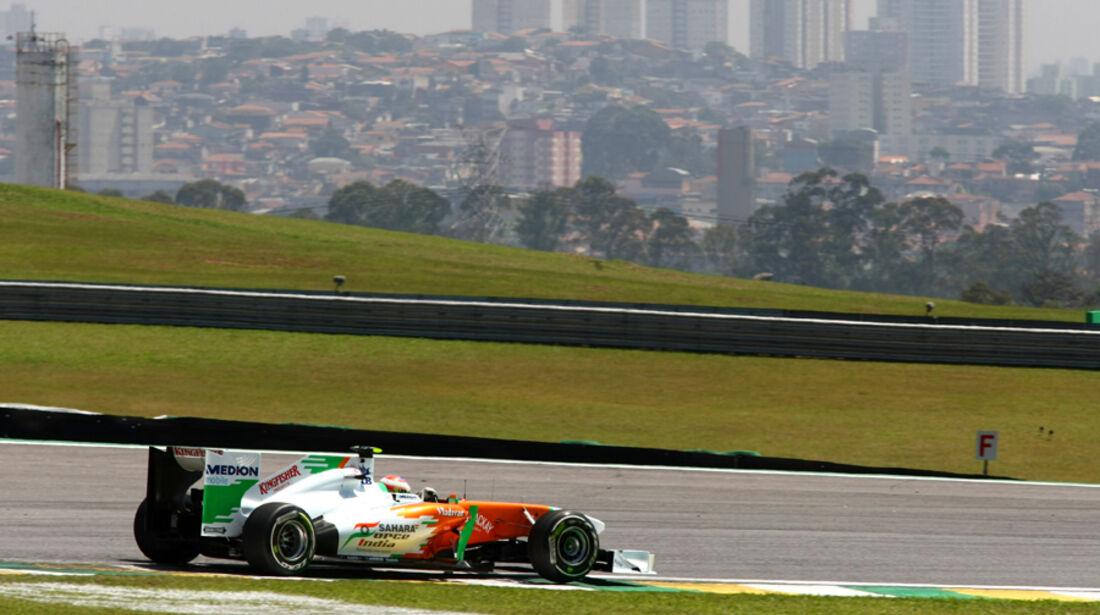 Nico Hülkenberg - GP Brasilien - 25. November 2011