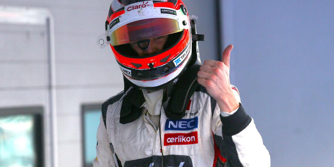 Nico Hülkenberg - GP Korea 2013