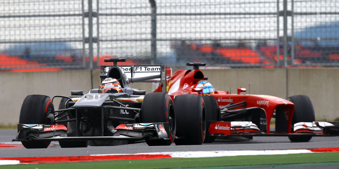 Nico Hülkenberg GP Korea 2013