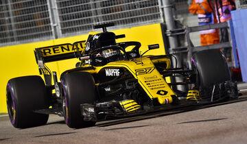 Nico Hülkenberg - GP Singapur 2018