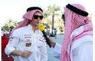 Nico Hülkenberg & Kai Ebel - Formel 1 - GP Bahrain 2014