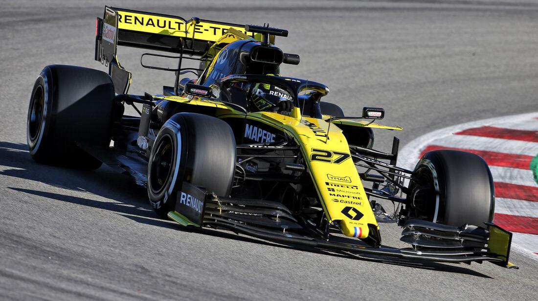 F1 Hülkenberg