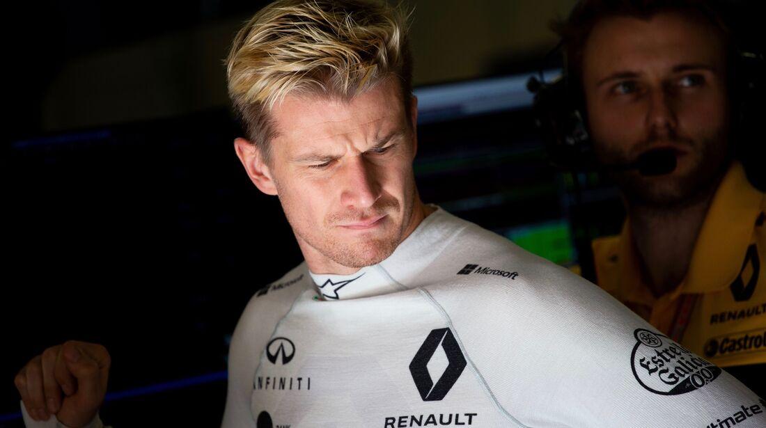Nico Hülkenberg - Renault - Formel 1 - GP Österreich - 30. Juni 2018