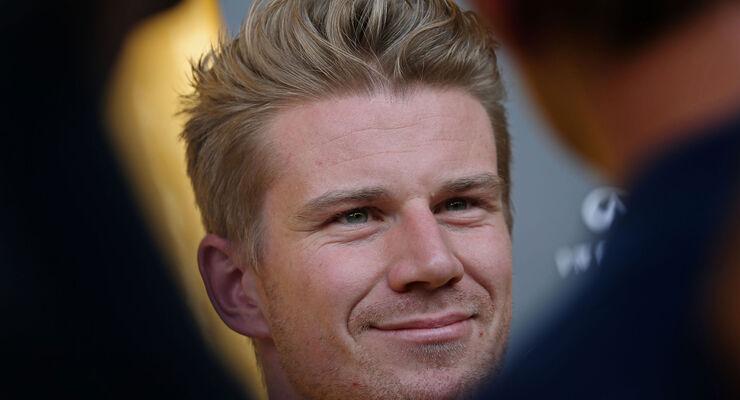 Nico Hülkenberg - Renault - GP Bahrain - Sakhir - Donnerstag - 13.4.2017