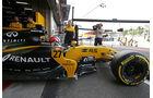 Nico Hülkenberg - Renault - GP Belgien - Spa-Francorchamps - Formel 1 - 25. August 2017