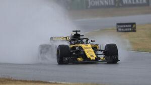 Nico Hülkenberg - Renault - GP Deutschland 2018 - Hockenheim