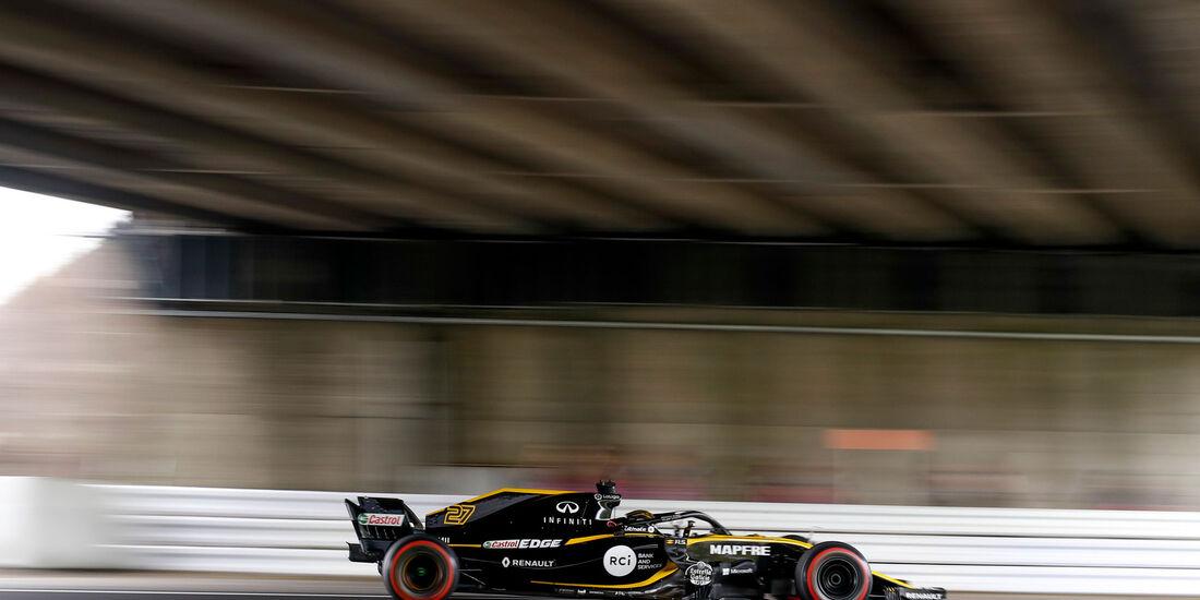 Nico Hülkenberg - Renault - GP Japan 2018 - Suzuka - Rennen