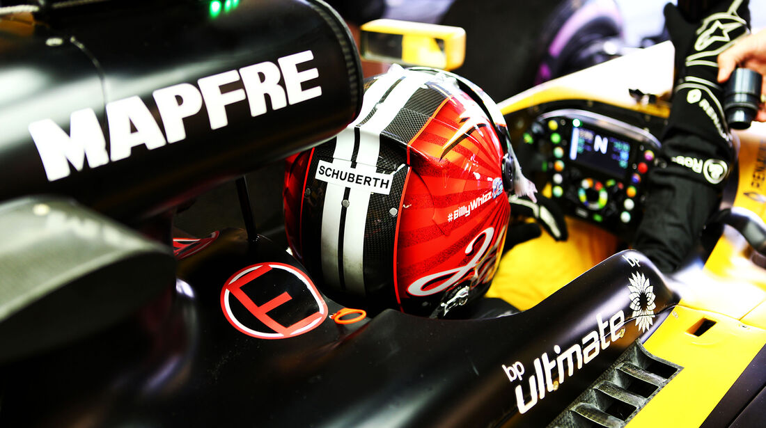 Nico Hülkenberg - Renault - GP Russland - Sotschi  - Formel 1 - 28. April 2017