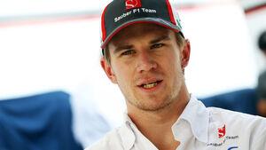 Nico Hülkenberg - Sauber - Formel 1 - GP Brasilien - 21. November 2013