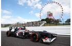 Nico Hülkenberg - Sauber - Formel 1 - GP Japan 2013