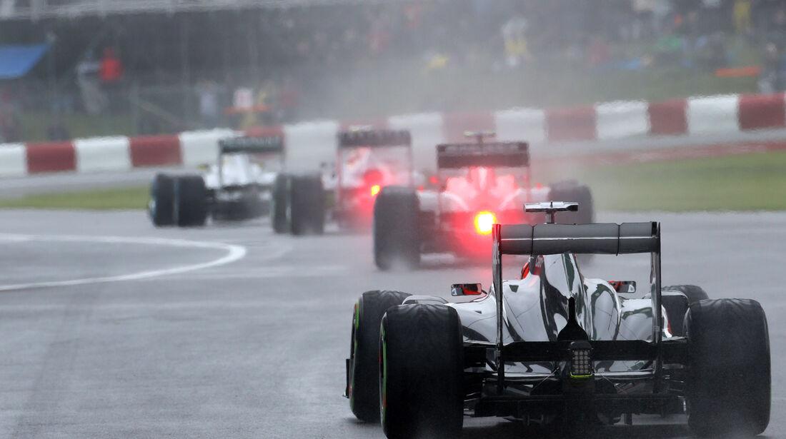 Nico Hülkenberg - Sauber - Formel 1 - GP Kanada - 8. Juni 2013
