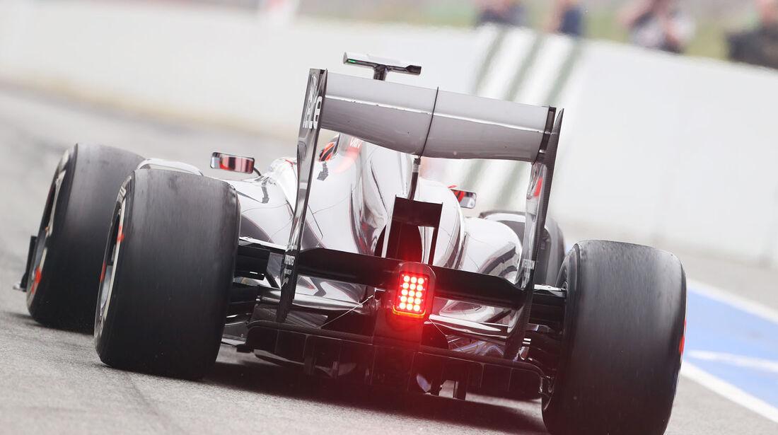 Nico Hülkenberg, Sauber, Formel 1-Test, Barcelona, 21. Februar 2013