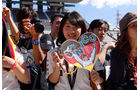 Nico Rosberg-Fan - Formel 1 - GP Japan - Suzuka - 4. Oktober 2012
