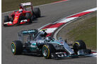 Nico Rosberg - Formel 1 - GP China 2015