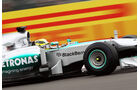 Nico Rosberg - Formel 1 - GP England - 29. Juni 2013